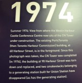 Harbor Commission, 1974 info.